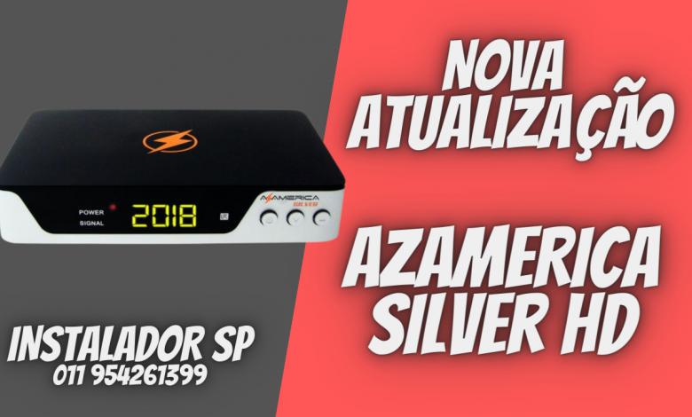 Nova Atualização azamerica silver confira