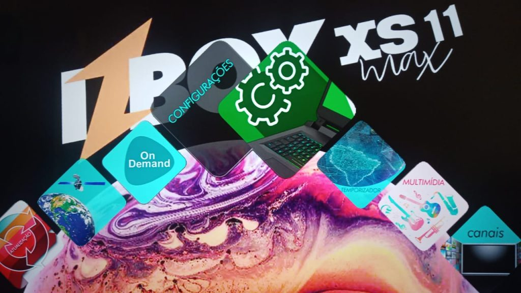 ativação iks izbox XS 11 max