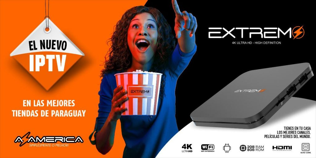 Azamerica IPTV Extremo