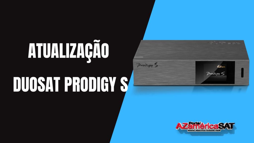 _Atualização Duosat Prodigy S