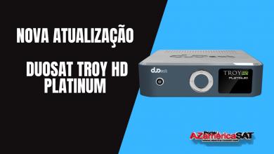 Atualização Duosat Troy HD Platinum