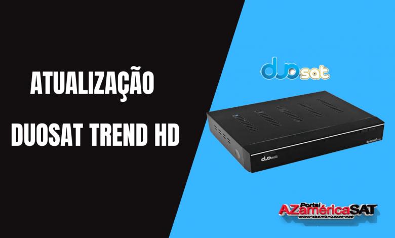 Atualização Duosat trend HD