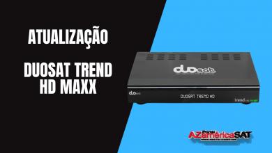 Atualização Duosat trend HD maxx