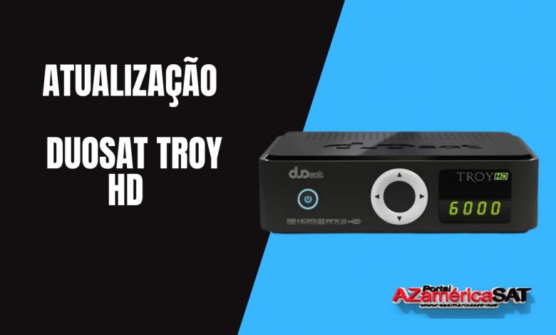 Atualização Duosat troy hd