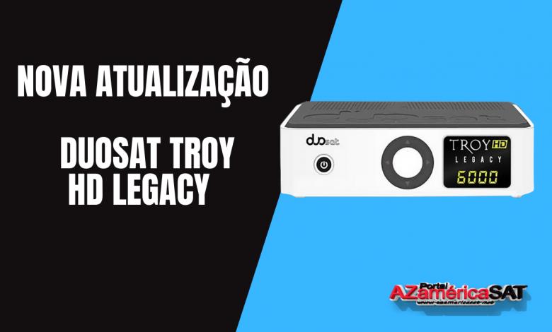 Atualização Duosat troy hd legacy