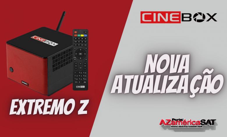 Atualização Receptor Cinebox Extremo Z