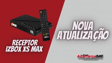 Atualização Receptor Izbox XS Max