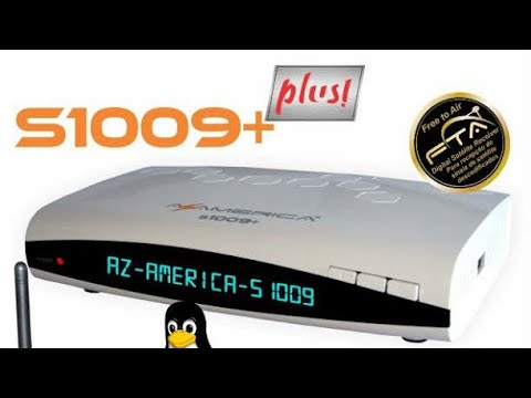 Azamerica S1009+ Plus ja