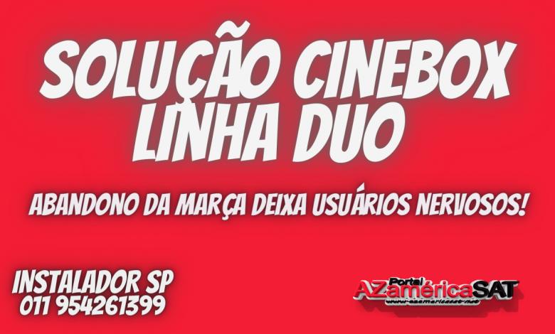 cinebox linha duo