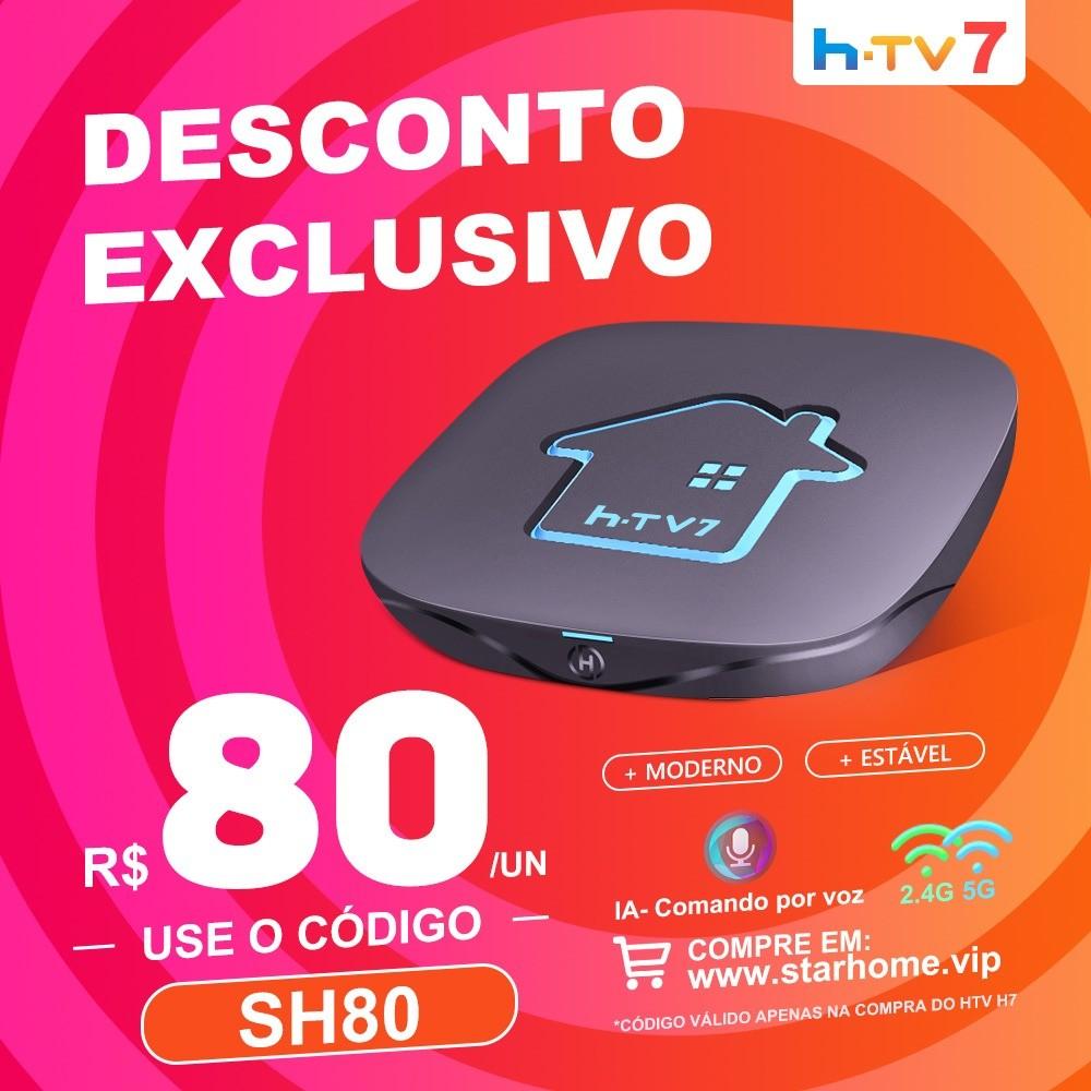 aproveite para comprar o HTV H7