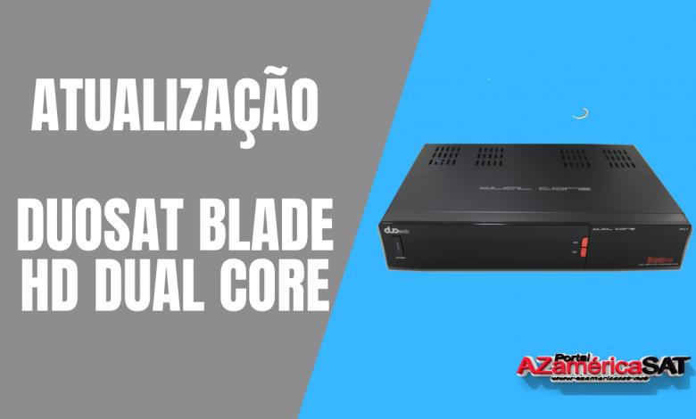 atualização Duosat Blade HD Dual Core