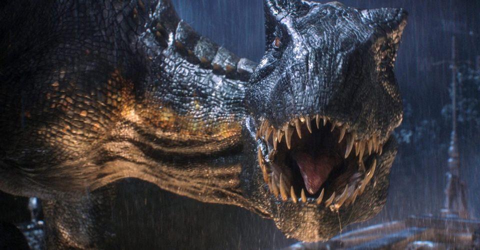Jurassic-Indoraptor