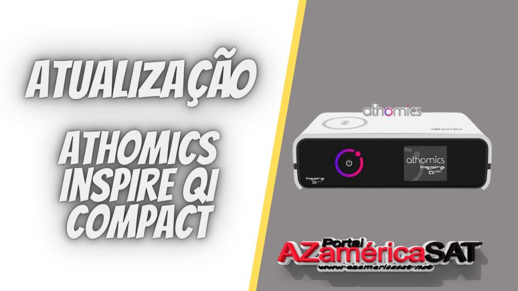 atualização Athomics Inspire Qi Compact