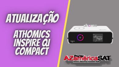 atualização Athomics Inspire Qi Compact 2