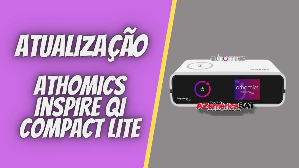 atualização Athomics Inspire Qi Compact lite
