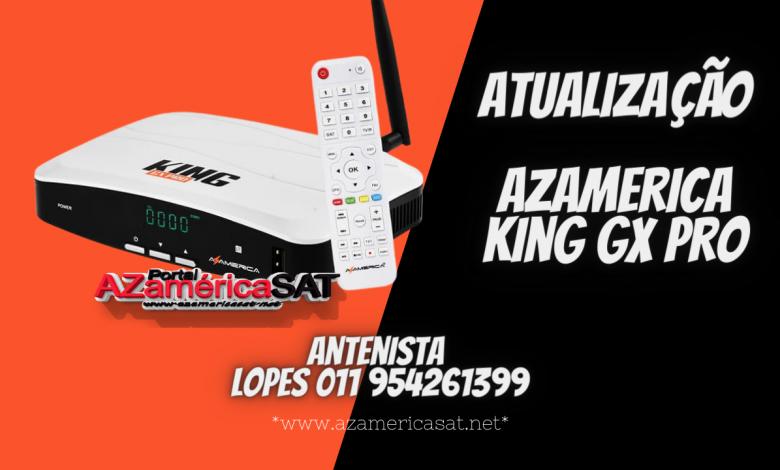 AZ-América King GX Pro