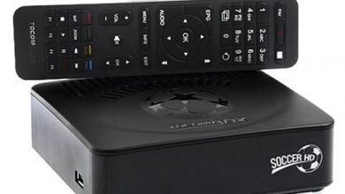 nova atualização tocombox soccer HD