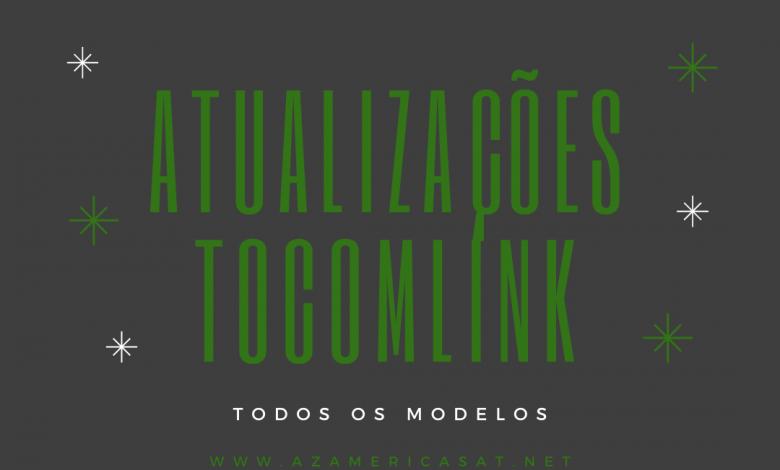 Atualização Tocomlink