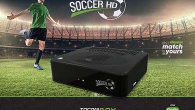 Baixar nova atualização Tocombox Soccer HD