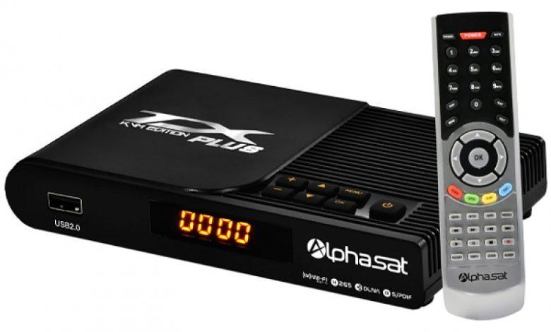 AlphasaT TX Plus