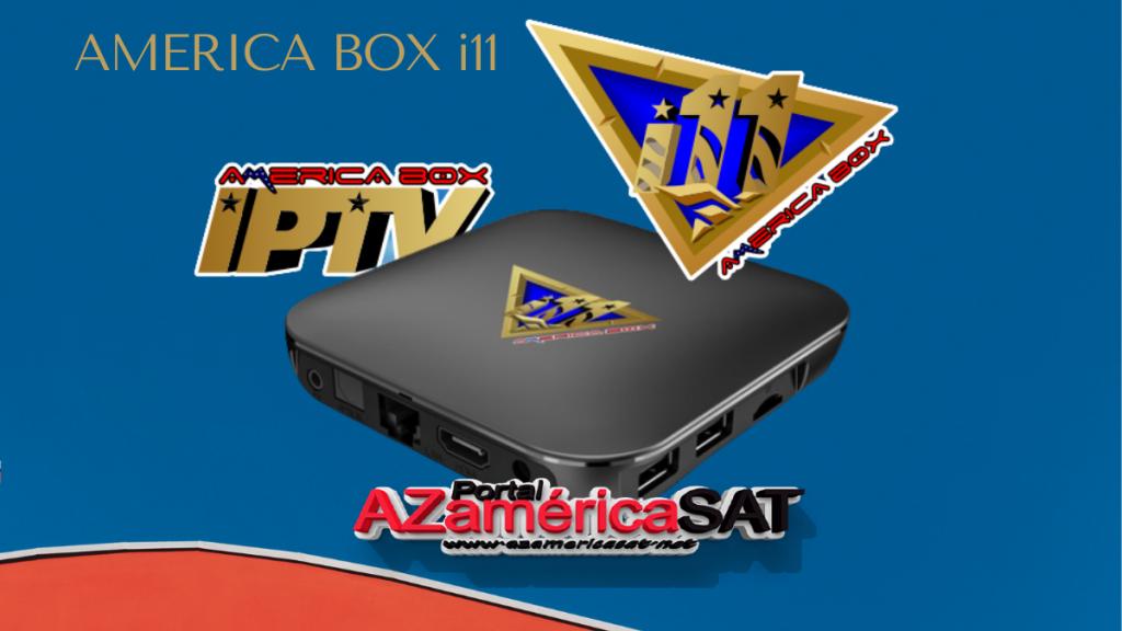 atualização americabox i11