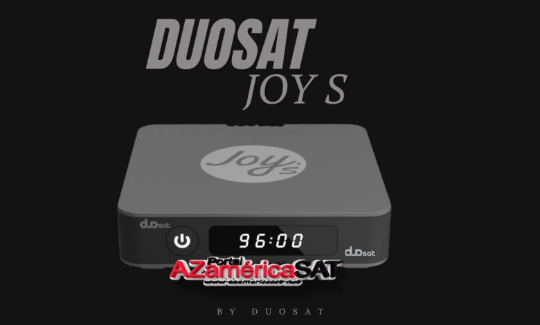 atualização DUOSAT JOY S