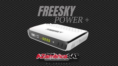atualização freesky power +