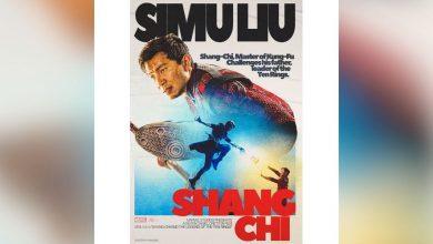 Shang Chi Bruce Lee Poster