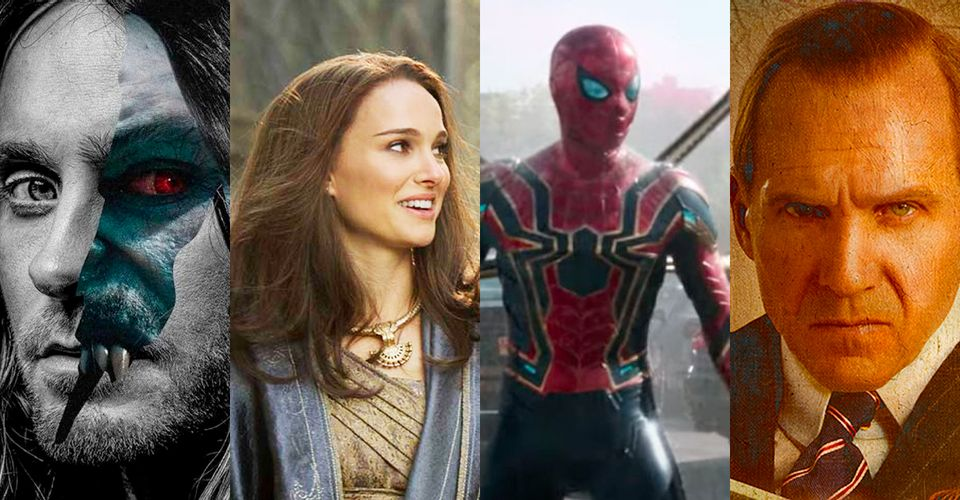 Upcoming Release Dates Movies Marvel Cinematic Universe MCU