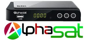 Atualização Alphasat Go HD ACM V.1.21 - 2018