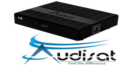 Atualização Audisat A2 Twin HD ACM V.1.3.01 - 2018