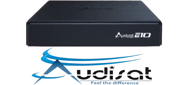 Audisat E10 ( Lote 3) Nova Atualização v.1.3.04 - 16 Outubro 2018