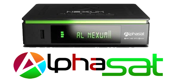 Atualização Alphasat Nexum v.10.11.10.S55 – Dezembro 2018