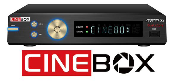 Cinebox Legend X2