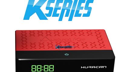Audisat k20 Huracan ACM Nova Atualização v.2.013 - 27/09/2018