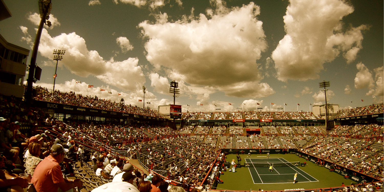 clouds sky stadium 4516