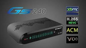 Globalsat GS240 Nova Atualização v.2.32 - 25 Outubro 2018