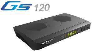 Globalsat GS120 Nova Atualização V2.52 - 22/01/2020