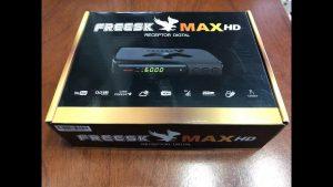 Freesky Max Mini HD Nova Atualização v.1.22 - 14/10/2018