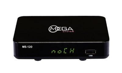 Atualização Megasystem Ms120