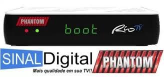 Phantom Rio Tv nova Atualização v.1.019 - 22 Outubro 2018