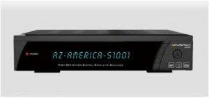 Azamerica S1001 ultima Atualização v.1.09.18294 - Setembro 2018